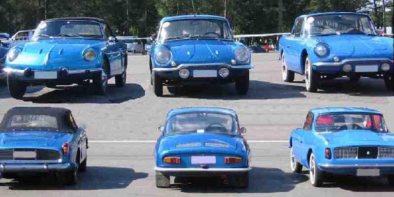 Renault Alpine 2+2, GT4