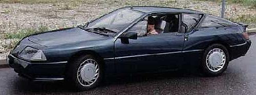 Renault Alpine V6 GT