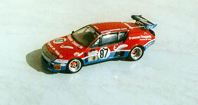 "Renault Alpine A310 ""Poisson Dieppois"""