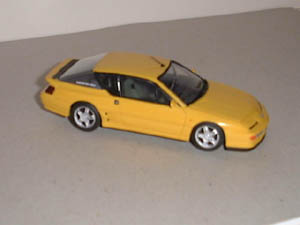 Modell Renault Alpine A610