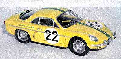 Alpine A108 Willys Interlagos